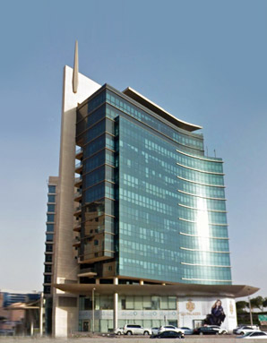 Al Rimal Al Zahbiah, Nouf Tower Port Saeed